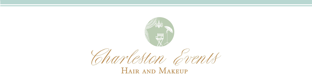 Charleston Events Hair & Makeup  |  Charleston, SC  |  Bridal and Special Events Hair & Makeup